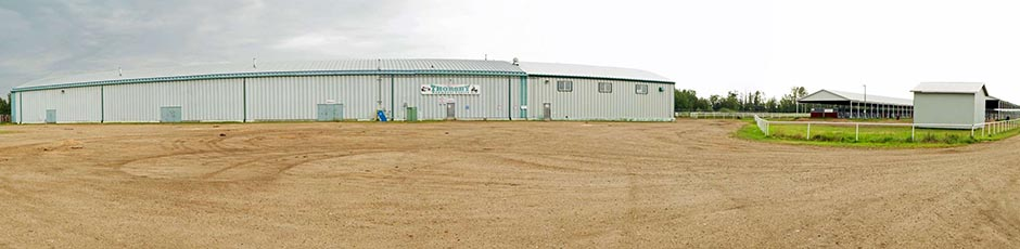 Thorsby Haymaker Center